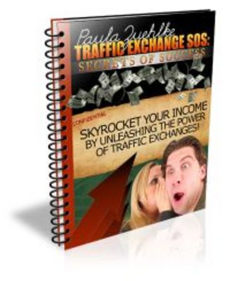 Product picture Traffic Exchange SOS - Brandable