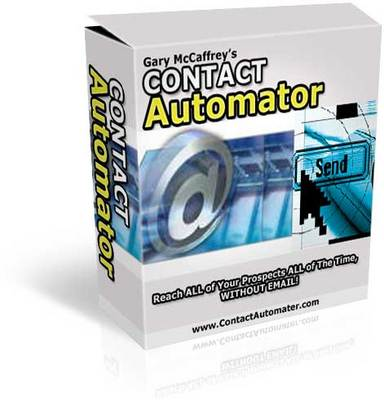 Product picture Contact Automator + Master Resale Rights